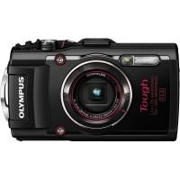 Olympus, Stylus Tough TG-4, Waterproof Digital Camera- Black