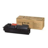 Kyocera TK120, Toner Cartridge- Black, FS1030D- Genuine