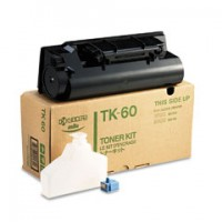 Kyocera FS1800, FS3800 Toner Cartridge - Black Genuine (TK60)