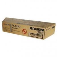 Kyocera Mita TK-815C, Toner Cartridge Cyan, KM C2630- Original