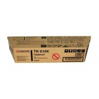 Kyocera Mita TK-815K, Toner Cartridge Black, KM C2630- Original