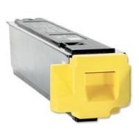 Kyocera Mita TK-815Y, Toner Cartridge Yellow, KM C2630- Original