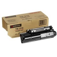 Kyocera TK-310, Toner Cartridge- Black, FS2000, FS4000- Original