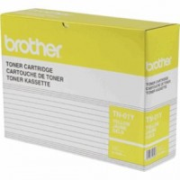 Brother TN-01Y Toner Cartridge - Yellow Genuine