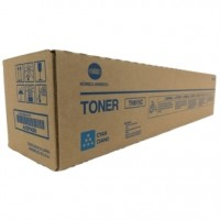 Konica Minolta TN615C, Toner Cartridge Cyan, bizhub PRESS C8000- Original