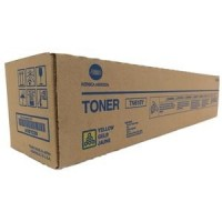 Konica Minolta TN615Y, Toner Cartridge Yellow, bizhub PRESS C8000- Original