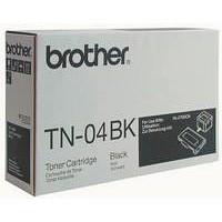 Brother TN-04BK, Toner Cartridge Black,HL-2700CN, MFC-9420- Original