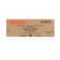 UTAX 4472610011, Toner Cartridge Cyan, CDC 1626, 1726, 5526, 5626, CLP 3726- Original