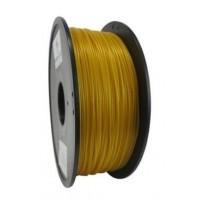 Wanhao 3D Filament PLA Gold, 3.0mm, 1kg