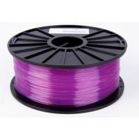 Wanhao 3D Filament PLA Translucent Purple, 3mm, 1kg