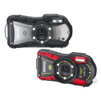 Pentax WG-10, Waterproof Digital Camera