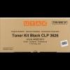 UTAX 4462610010, Toner Cartridge Black, CLP 3626, 3630- Original