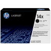 HP CF214X, 14X Toner Cartridge, LaserJet Enterprise 700 - HC Black Genuine