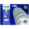 Epson C13T79044010, Ink Cartridge HC Yellow, WF5110, 5190, 5620, 5690- Original