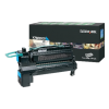 Lexmark X792X1CG, Toner Cartridge HC Cyan Return Program, X792- Original