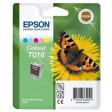 Epson T016 Ink Cartridge - Colour Genuine