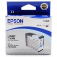 Epson Stylus Pro 3800, 3880 Ink Cartridge - Light Cyan Genuine (T5805)