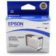 Epson Stylus Pro 3800, 3880 Ink Cartridge - Light Light Black Genuine (T5809)